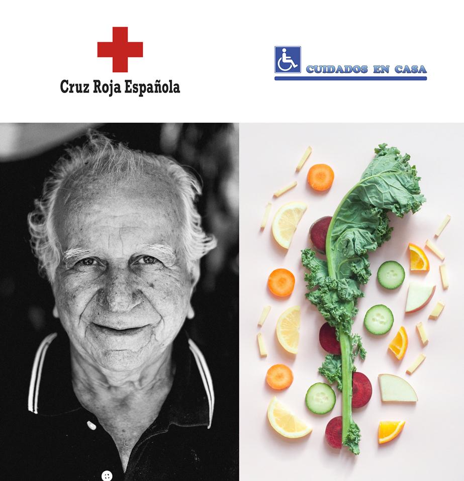 Consejos para Cuidadores y Alimentación según Cruz Roja Española