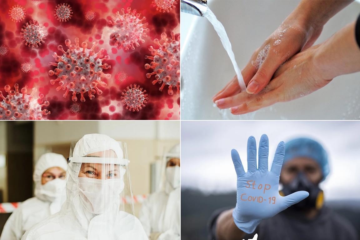 Cuidados a Personas Enfermas en Casa con COVID (CoronaVirus)