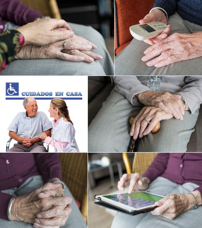 Cuidar a una Persona Enferma y Mayor en Casa