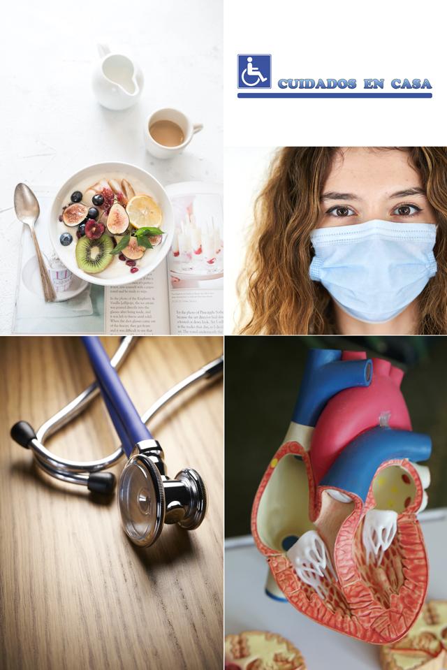 Cuidados a Personas Mayores, Enfermas, Dependientes No Autosuficientes