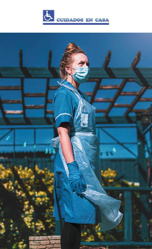 Enfermeras y Auxiliares de Enfermería para Cuidados a Domicilio