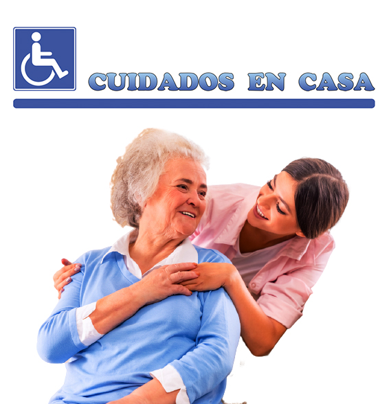 Cuidar a Personas Mayores Ancianos Enfermas en su Domicilio Vivienda u Hogar