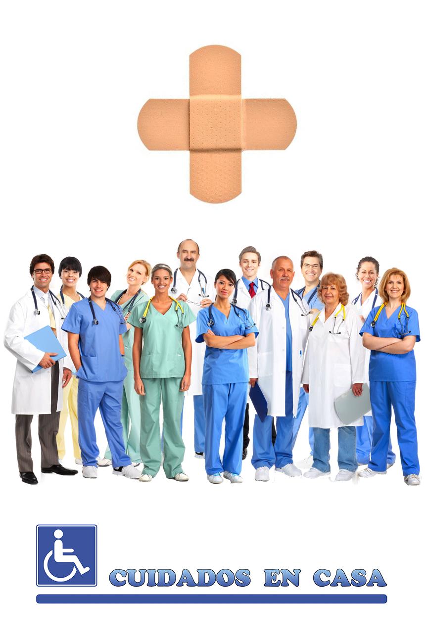 Auxiliar de Enfermería para Cuidados a Domicilio