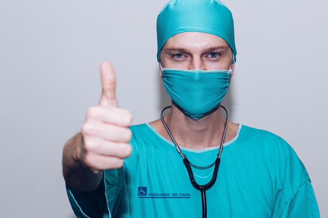 Servicios de Cuidados de Auxiliar de Enfermería para Personas