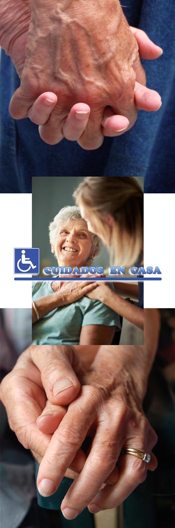 Ayuda para mayores, enfermos, dependientes o discapacitados