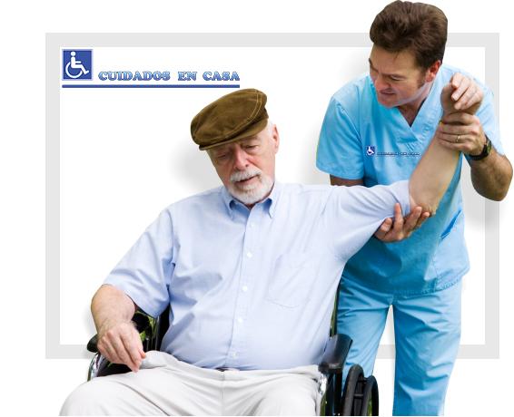 Busco Persona para Cuidar o Cuidados de Dependiente a Domicilio